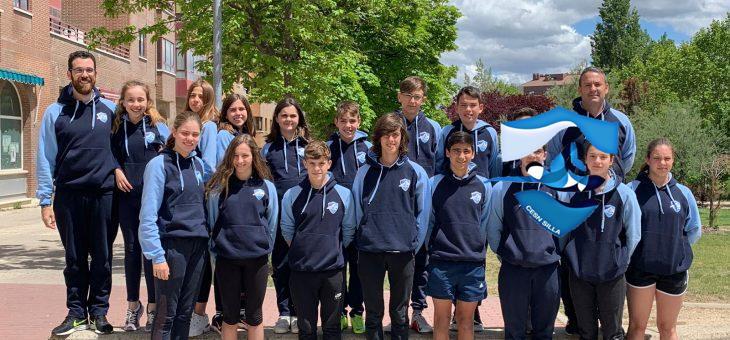 Fantástico Campeonato de España de nuestros infantiles y cadetes