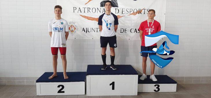 """Ian Tello es proclama Campió Autonòmic de 100m i 200m braça en la """"Final Aleví 37 Jocs Esportius"""""""