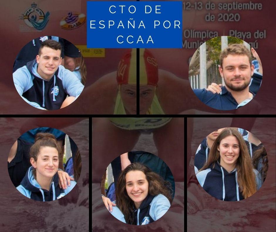 Cto de España por CCAA