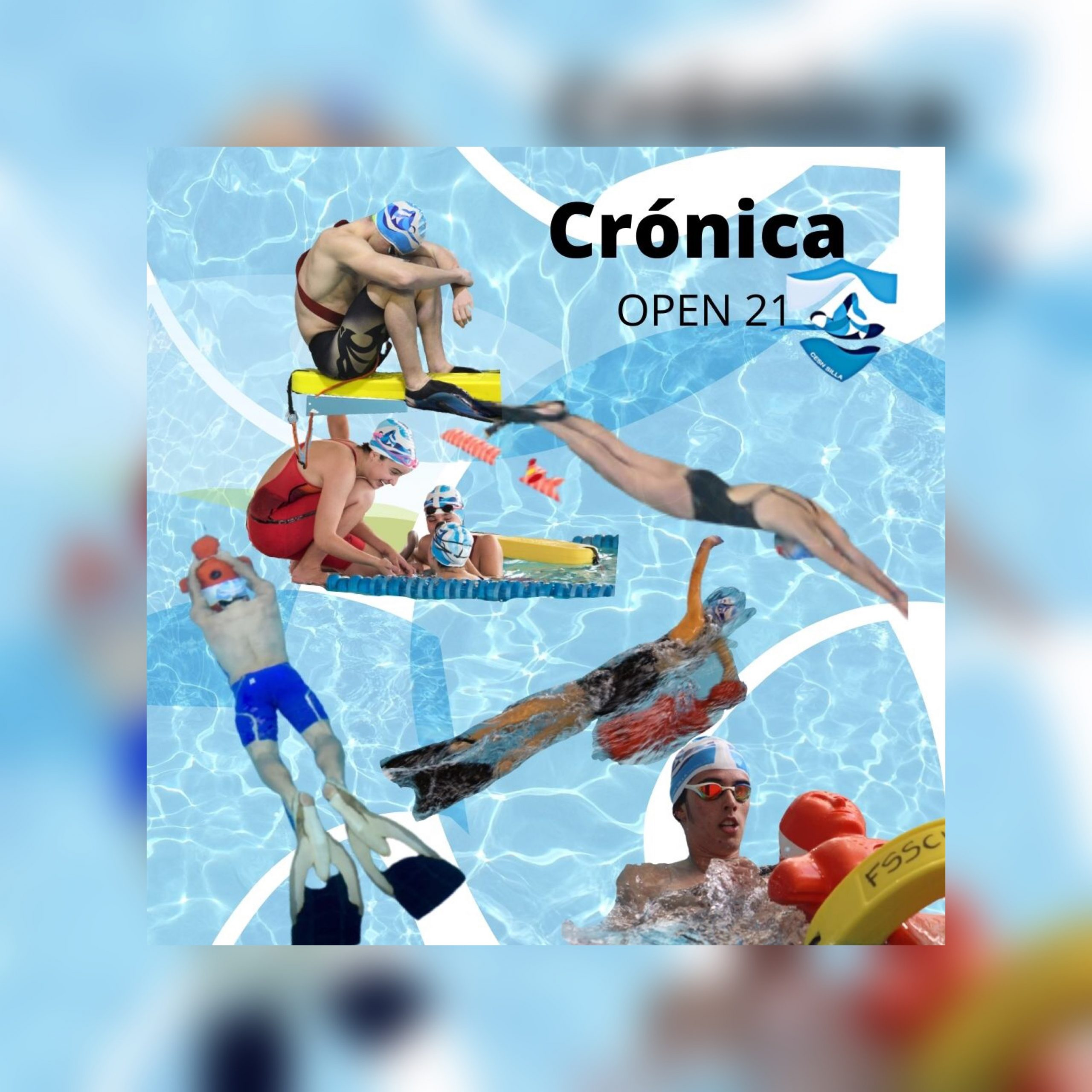 Cartel Crónica Open21