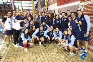 Campeonato de España juvenil, junior, absoluto 19