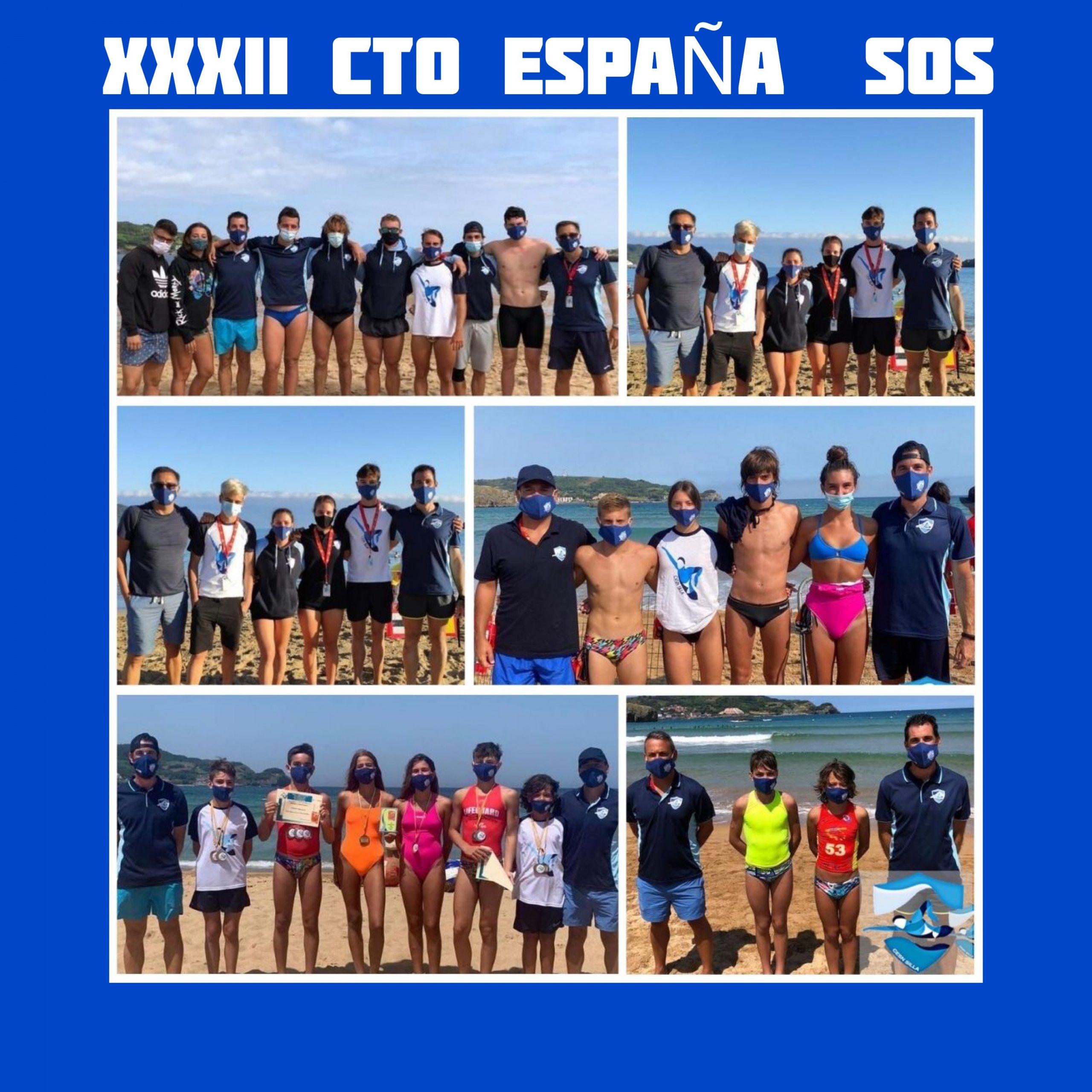 XXXII Cto España SOS playa