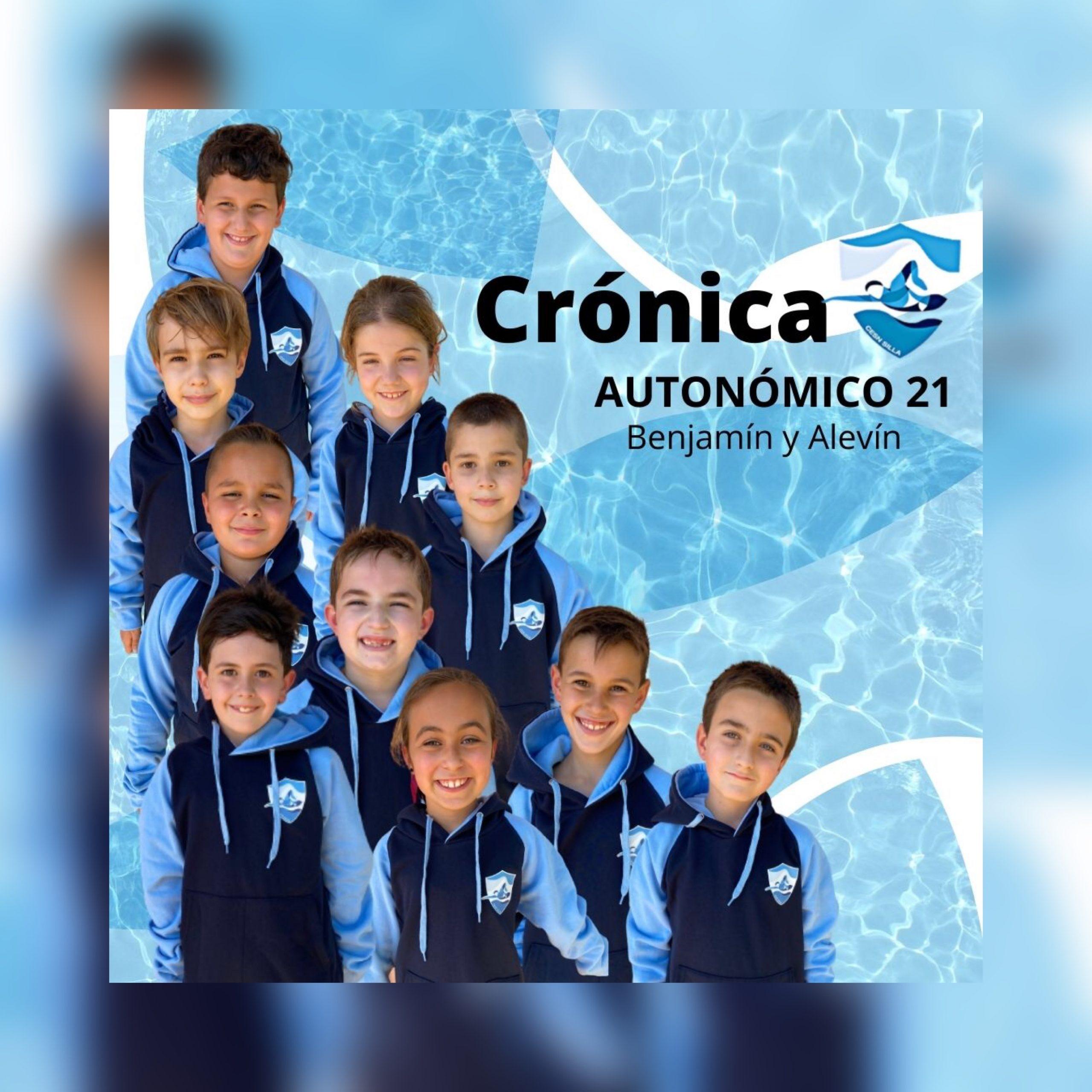 Crónica Autonómico benj-alevín post